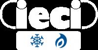 Logo IECI Bianco retina