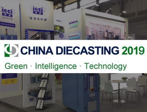 CHINE DIECASTING 2019